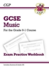 Image for GCSE music: Exam practice workbook