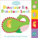 Image for Dinosaur big, dinosaur small