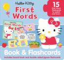 Image for Hello Kitty Jigsaw Flashcards First Words