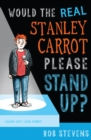 Image for Would the real Stanley Carrot please stand up?