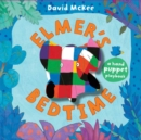 Image for Elmer's bedtime  : a puppet book