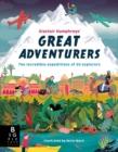 Image for Alastair Humphreys' great adventurers