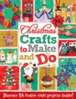 Image for Christmas crafts to make and do : Activity Books