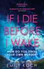 Image for If I die before I wake
