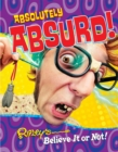 Image for Ripley's absolutely absurd!