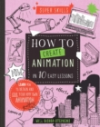 Image for How to create animation in 10 easy lessons