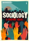 Image for Introducing sociology  : a graphic guide