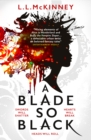 Image for A blade so black