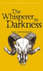 Image for The Whisperer in Darkness : Collected Stories Volume One