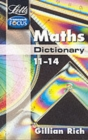 Image for Maths dictionary11-14