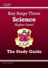 Image for KS3 Science Study Guide - Higher