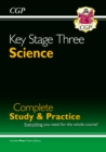 Image for KS3 science  : complete revision and practice