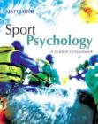 Image for Sport psychology  : a student's handbook