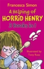 Image for A helping of Horrid Henry