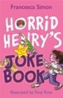 Image for Horrid Henry's joke book