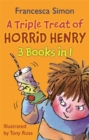 "Image for A triple treat of Horrid Henry : ""Horrid Henry and the Mummy's Curse"", ""Horrid Henry's Revenge"", ""Horrid Henry and the Bogey Babysitt"