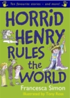 Image for Horrid Henry rules the world