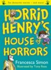 Image for Horrid Henry's house of horrors