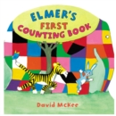 Image for Elmer's first counting book