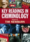 Image for Key readings in criminology