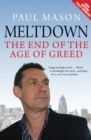 Image for Meltdown  : the end of the age of greed