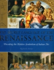 Image for The secret language of the Renaissance  : decoding the hidden symbolism of Italian art