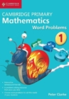 Image for Cambridge Primary Mathematics Stage 1 Word Problems DVD-ROM