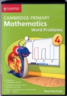 Image for Cambridge Primary Mathematics Stage 4 Word Problems DVD-ROM