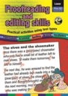 Image for Proofreading and Editing Skills : Practical Activities Using Text Types : Lower