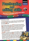 Image for Proofreading and Editing Skills : Practical Activities Using Text Types : Extension