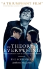 Image for The theory of everything  : the screenplay