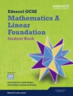Image for Edexcel GCSE mathematics A linearFoundation,: Student book