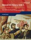 Image for Edexcel AS history, unit 1: Stalin's Russia 1924-1953