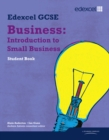 Image for Edexcel GCSE business  : introduction to small business: Student book