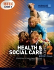 Image for Health & social care  : BTEC First, level 2