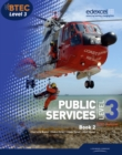 Image for Public services  : Level 3, BTEC NationalBook 2
