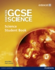 Image for Edexcel GCSE science: Science student book