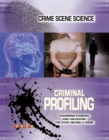 Image for Criminal profiling