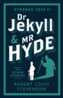 Image for The strange case of Dr Jekyll and Mr Hyde and other stories