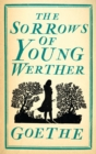 Image for The sorrows of young Werthers