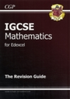 Image for Edexcel Certificate / International GCSE Maths Revision Guide with Online Edition (A*-G)