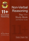 Image for 11+ Non-Verbal Reasoning Study Book and Parents' Guide (for Gl & Other Test Providers)