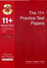 Image for 11+ Practice Papers Mixed Pack: Standard Answers (for GL & Other Test Providers)