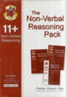 Image for 11+ Non-Verbal Reasoning Bundle Pack - Multiple Choice (for GL & Other Test Providers)
