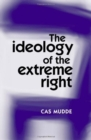 Image for The ideology of the extreme right
