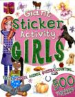 Image for Giant Sticker Activity Girls