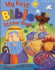 Image for My First Big Bible Sticker Book