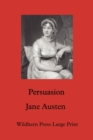 Image for Persuasion (Large Print)