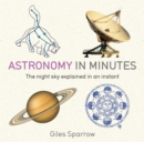 Image for Astronomy in minutes