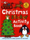 Image for Christmas Sticker Activity Book